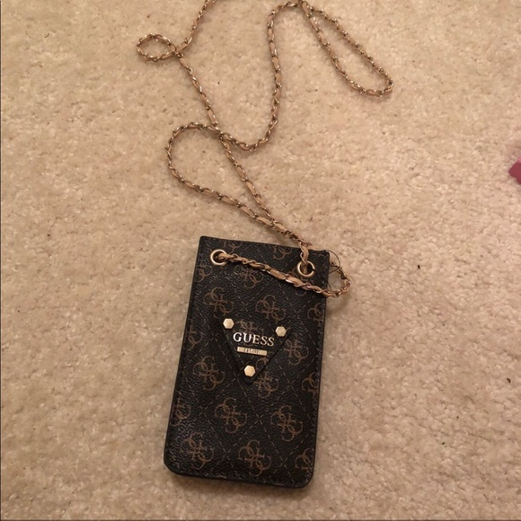 new collection amazing price good service Guess Phone Crossbody Purse NWT
